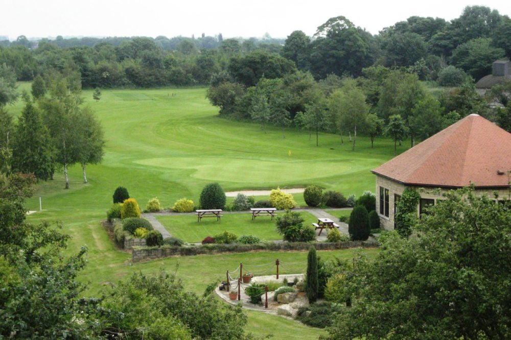 Scarthingwell 18 hole Golf course