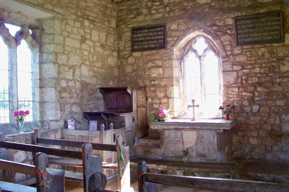 St Marys Chapel Lead