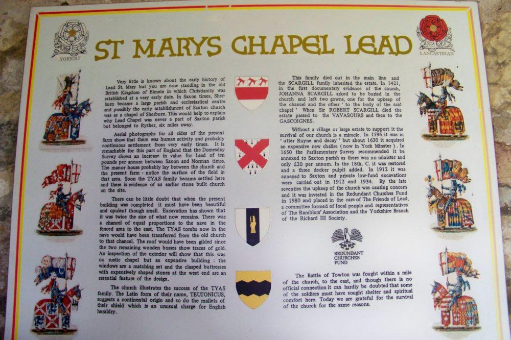 St Marys Chapel