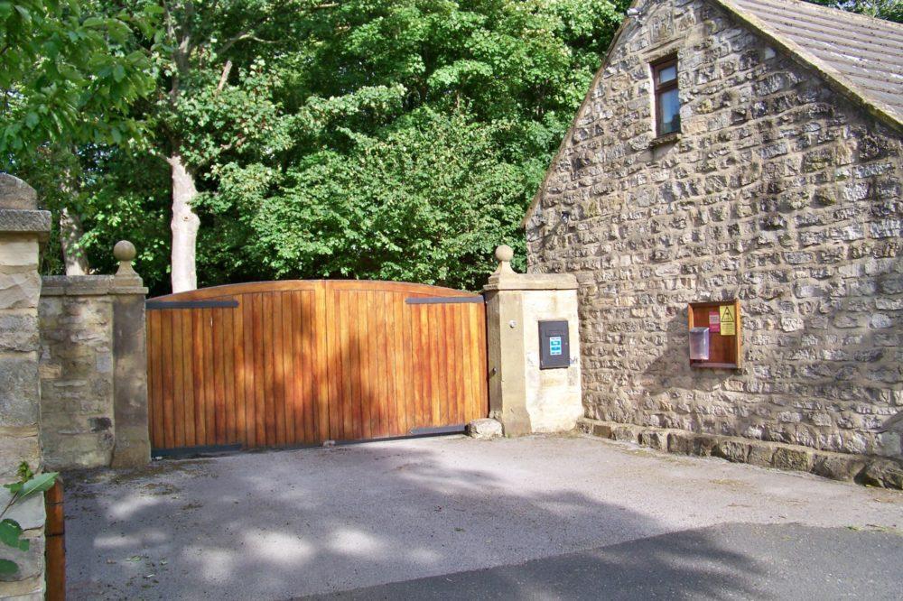 Presbytery Entrance