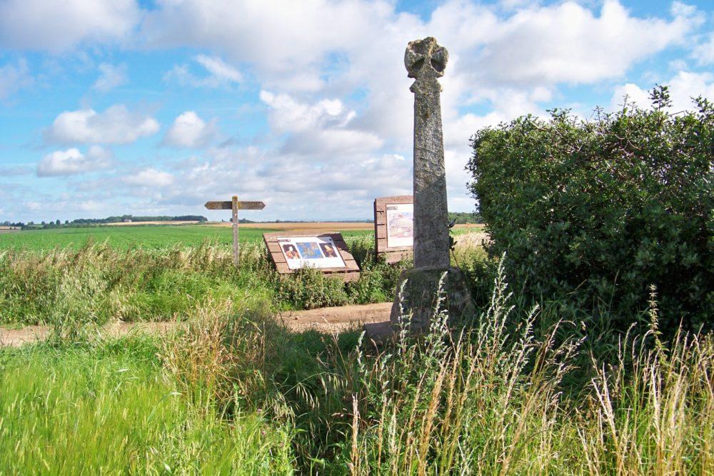 Towton Battlefield Cross